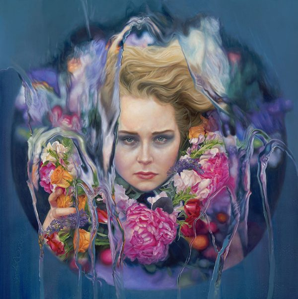 Kari-Lise Alexander's The Wake piece.
