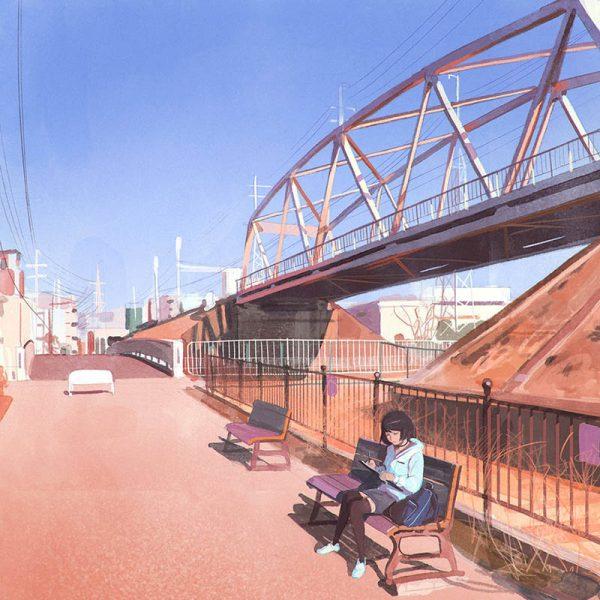 Ilya Kuvshinov Bridge