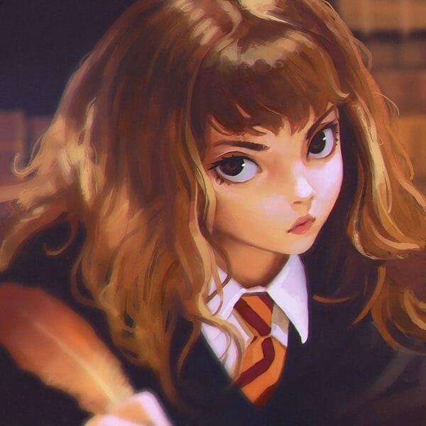 Ilya Kuvshinov First Year Hermione