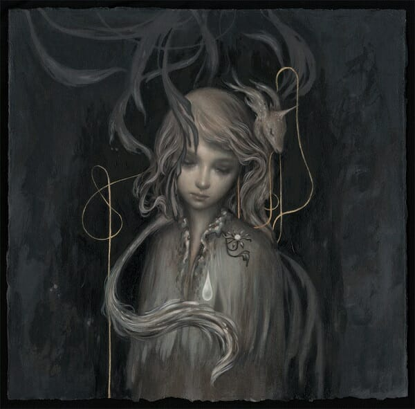 Amy Sol dark surreal painting