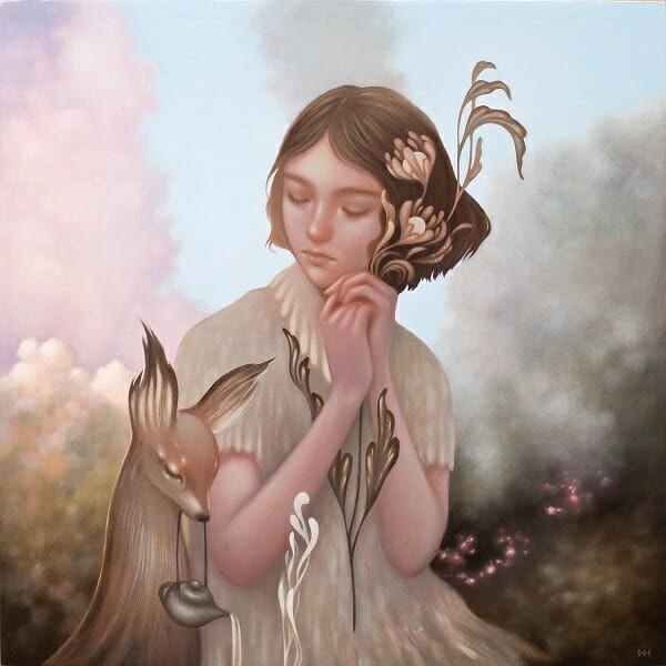 Amy Sol surreal painting