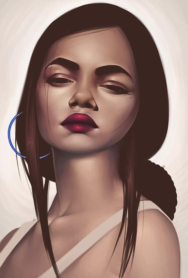 Kelsey Beckett Beautiful Bizarre Cultural Diversity Pop Surrealism