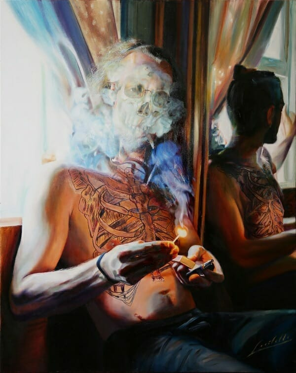 Bluethumb Art Prize Loribelle Spirovski
