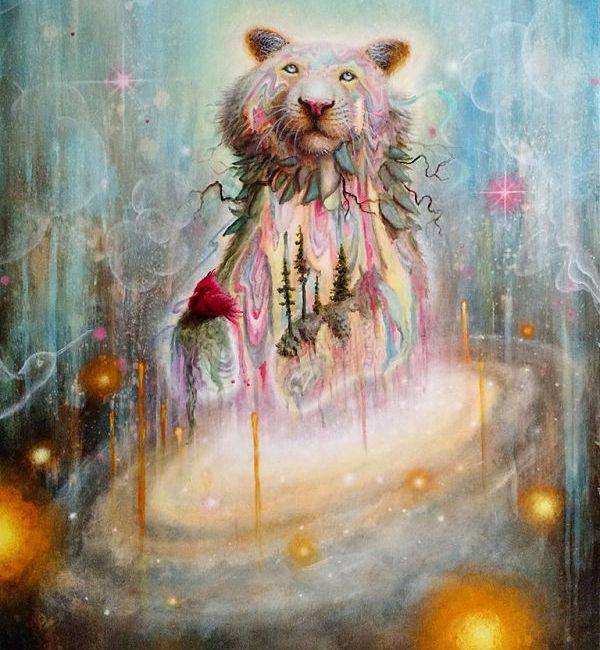 Scott Mills animal artwork