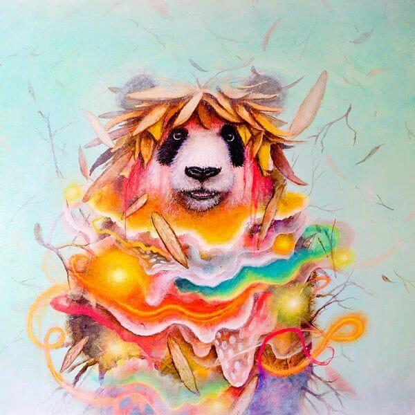 Scott Mills surreal art