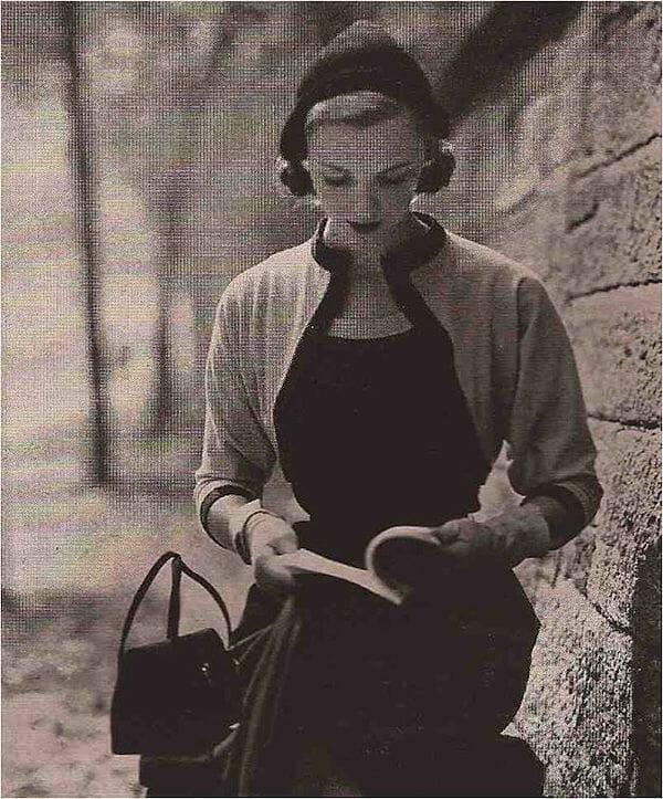 Photography Diane Allan Arbus Vintage Fashion Editorial