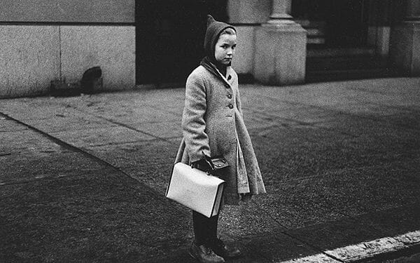 Diane Arbus Black and White documentary photography