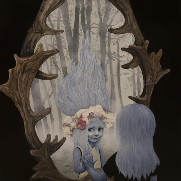 Anne Juul Christophersen nature surrealism