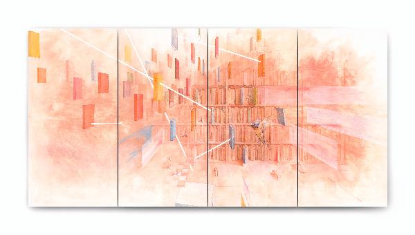Daan Noppen geometric art