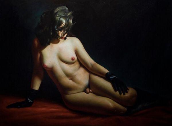 transexual nude