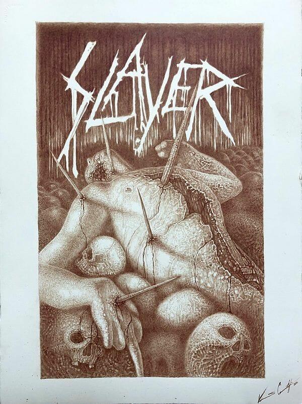 Slayer artwork