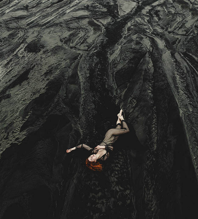 Amy Haslehurst dark art figure photography