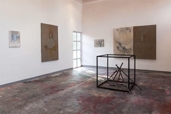 Daan Noppen art studio