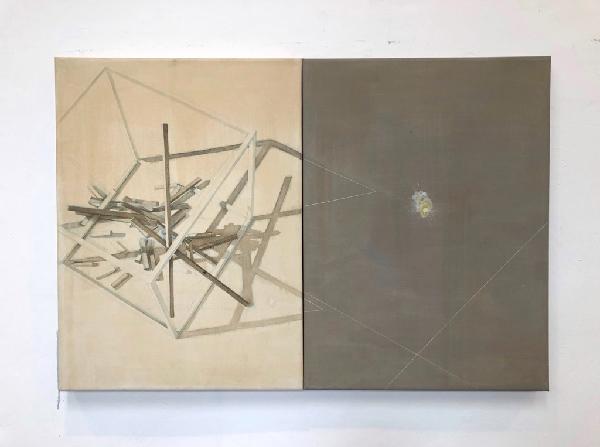 Daan Noppen geometric artwork
