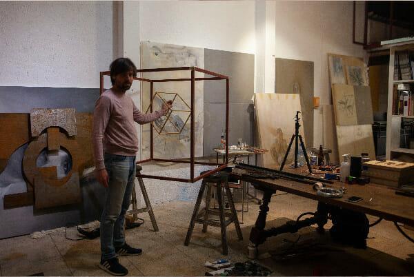 Daan Noppen art residency El Pez Soluble 2019