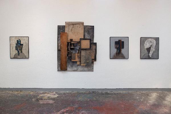 Daniel Martin abstract artwork