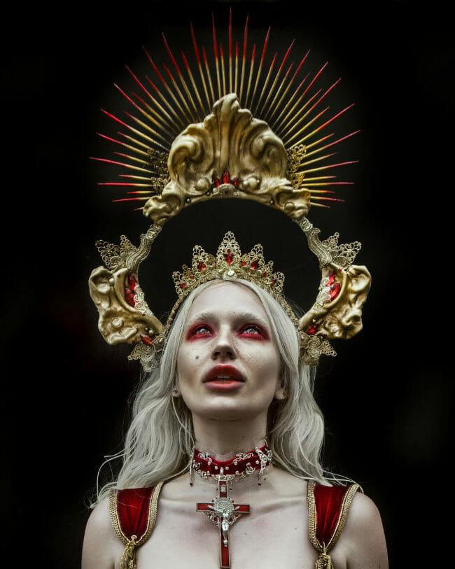 Gina Harrison - Discordia Designs & Magdalene Celeste