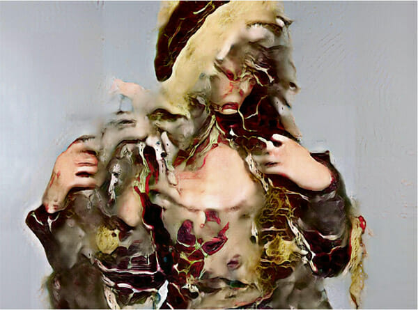 Sara Grace Wallerstedt Nick Knight AI project