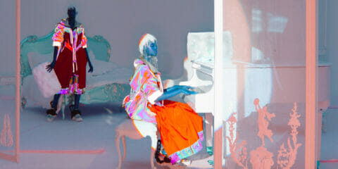 Nick Knight Reality Inverse film