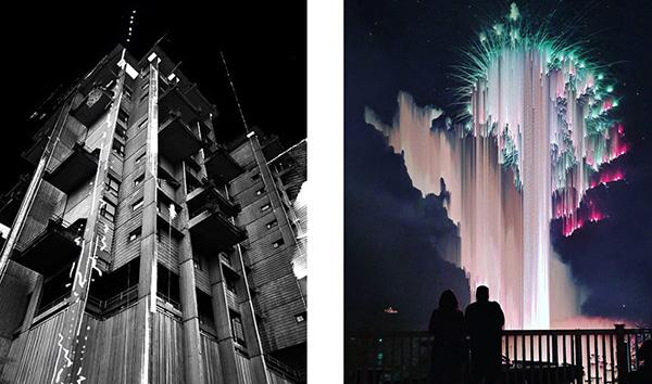 Samer Fouad brutal and Firework'd EXT./INT. INT./EXT.