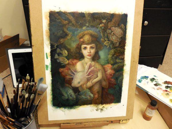 Annie Stegg Gerard - Lilaia Process