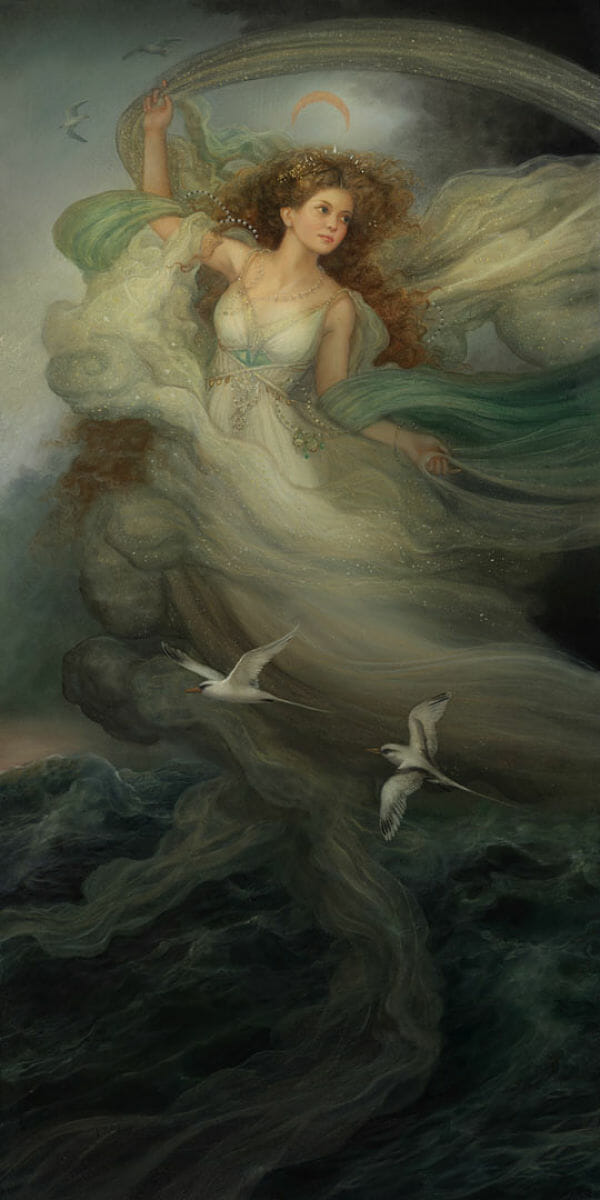 Annie Stegg Gerard - ORITHYIA