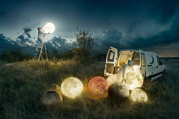 Erik Johansson surreal photography
