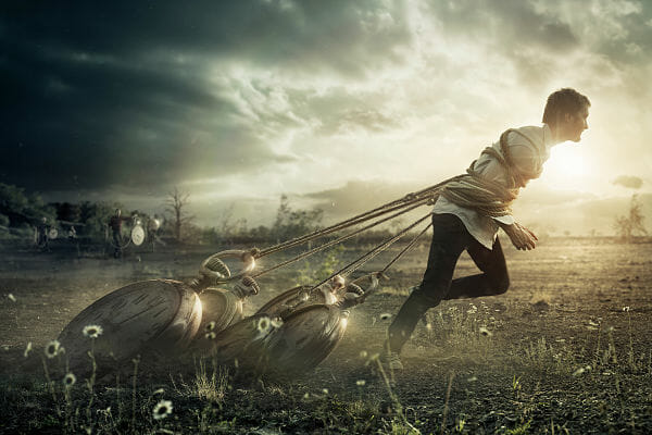 Erik Johansson surreal photography