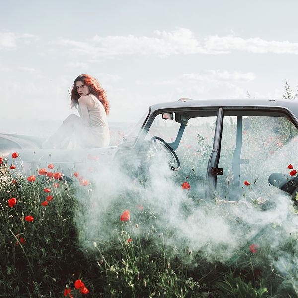 Jovana Rikalo surreal photography