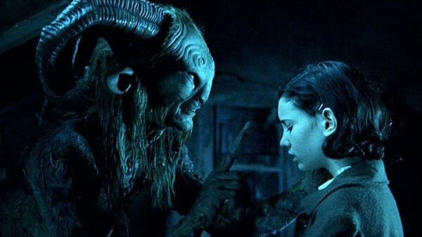 Sera Gamble Guillermo Del Toro Monsters Pan's Labyrinth