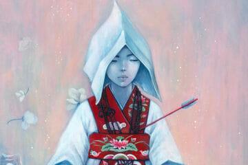 Stella Im Hultberg Korean folk painting