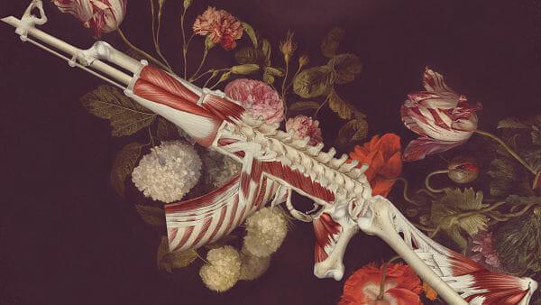 FFO Art anatomy gun