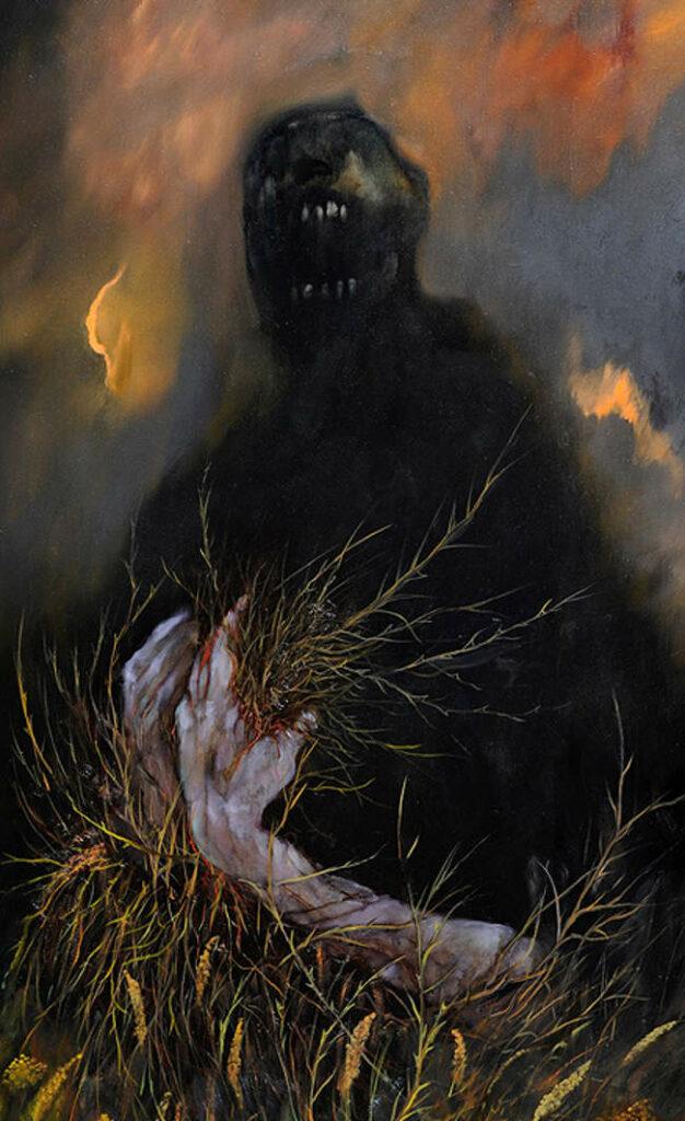 Jody Fallon lament painting