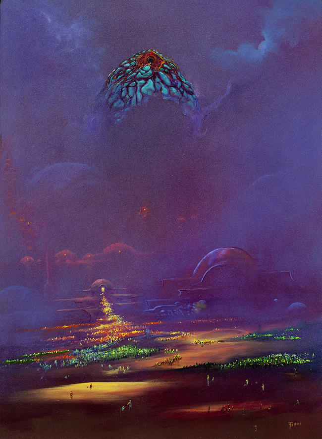 Jody Fallon landscape painting