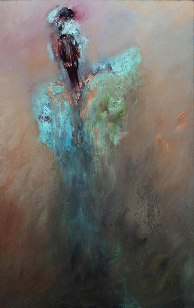 Jody Fallon rage painting