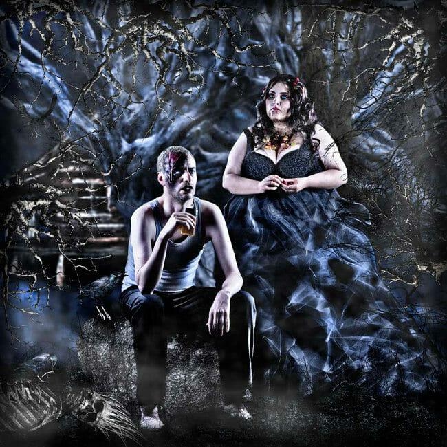 Lorena Cordero photography fairytale Hansel and Gretel
