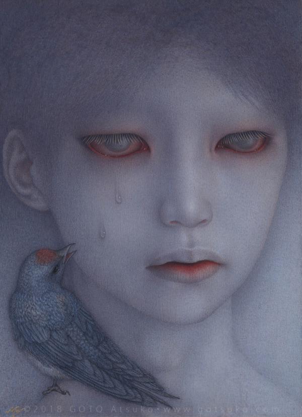 Atsuko Goto - Crying Boy