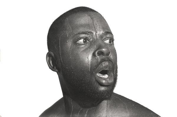 Arinze Stanley hyper-realistic insomnia drawing