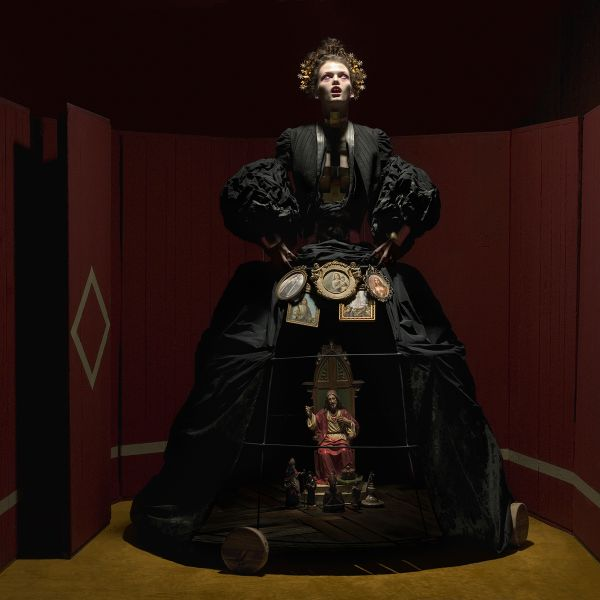 Eugenio Recuenco surreal demonic dreams fine art photography