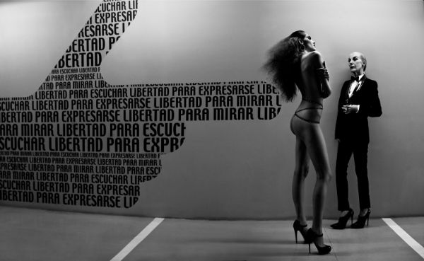 Eugenio Recuenco nude fashion photography