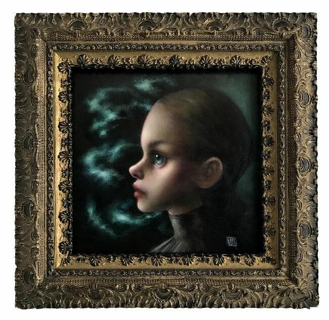 Mab Graves portrait BLAB Copro Gallery