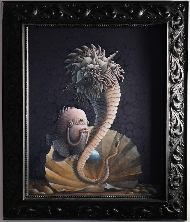 Ricky Schaede underwater creatures