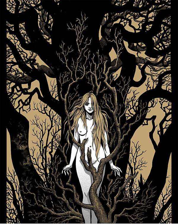 Teresa Sharpe take over Becky Cloonan nude digital art