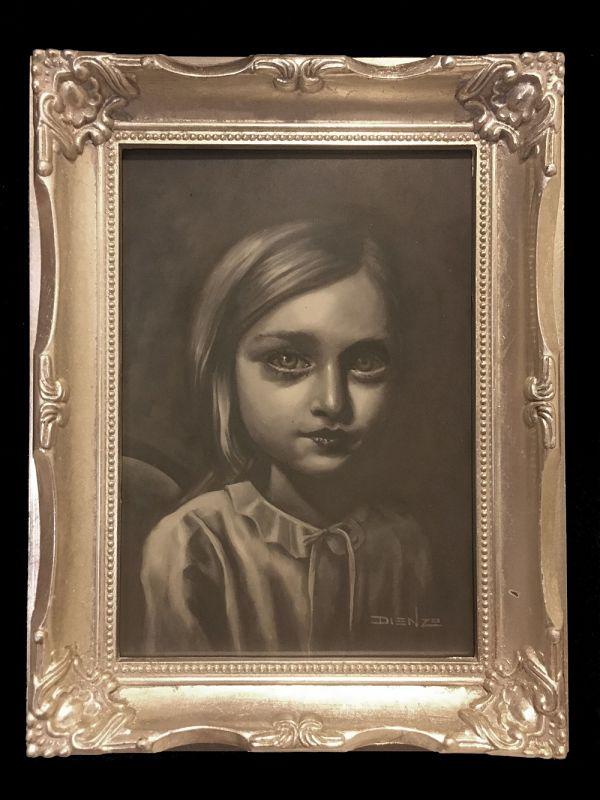 Dienzo Agnes Spookhaus black light painting