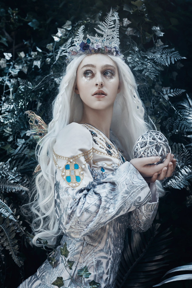 Dressing the Celtic Soul Craggane Designs wearable art photography