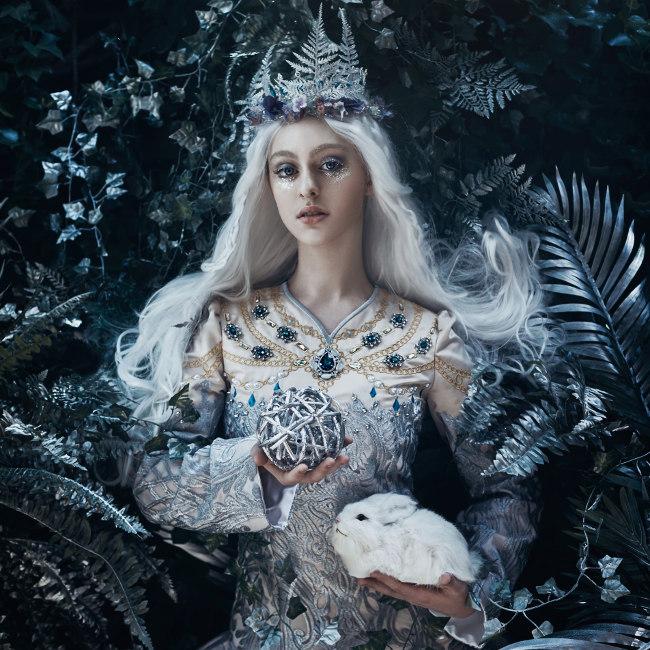 Fairy Queen Bella Kotak Craggane Designs