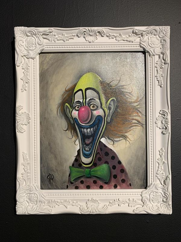 Gregory P. Rodriguez Coney Island Circus Clown