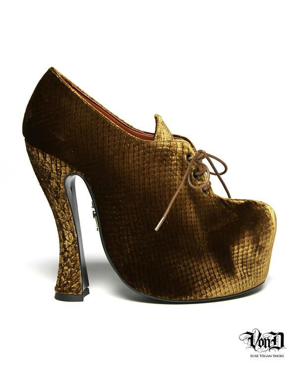 Kat Von D Launches Von D Shoes on World Vegan Day