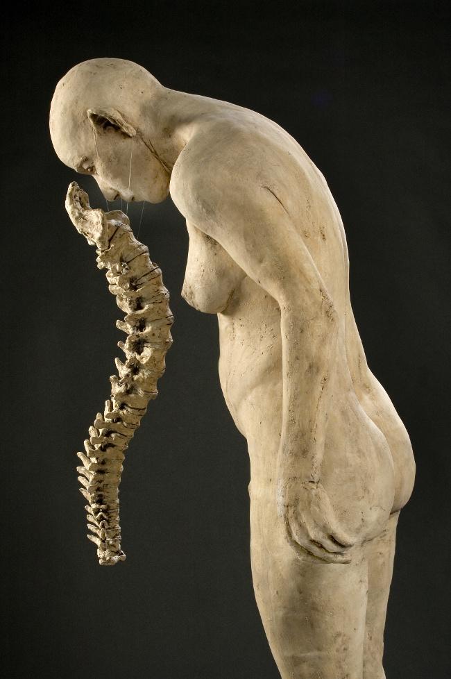 Susannah Zucker Boned sculpture