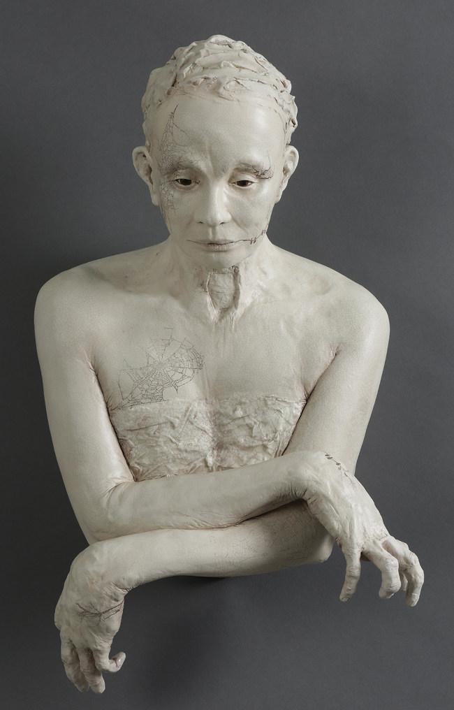 Susannah Zucker evening sculpture